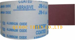 Abrasive cloth roll JB5