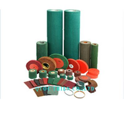 NICR06 - Abrasive Non Woven Flap Wheel