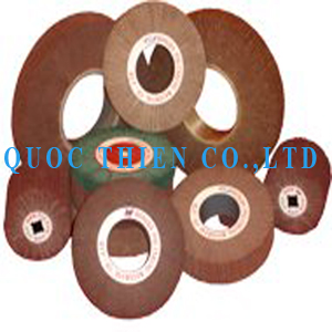 TNDB02 - Non Woven Abrasive Interleaved Flap Wheel