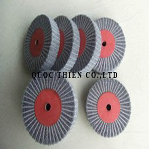 nylon polishing flap wheel