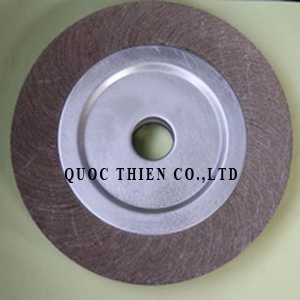 BNP03 - grinding wheel for polishing stainless steel