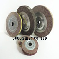 BNP05 - grinding wheel for polishing stainless steel