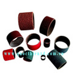 NO08 - Top Quality Abrasive Flap Wheel With Shaft