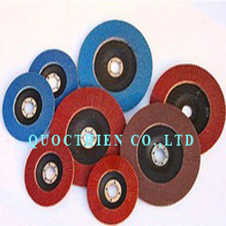 NX01 - abrasive polishing flap discs