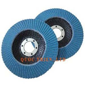 NX03 - Abrasive flap discs