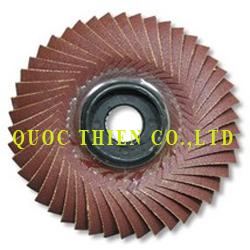 NX06 - alumina abrasive Flap Disc