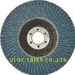 NX09 - 125*22 zirconia abrasive flap disc