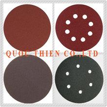 DK01 - Coated abrasive sanding paper disc