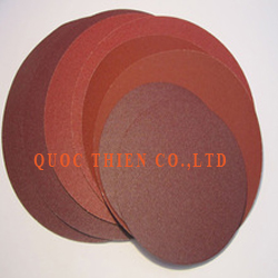 ND02 - Coated abrasive sanding paper disc