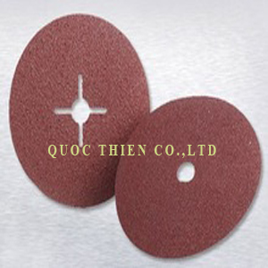 ND04 - Coated abrasive sanding paper dis