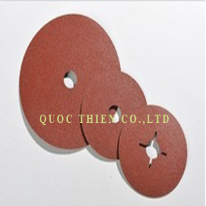 ND01 - green fibre disc for metal polishing
