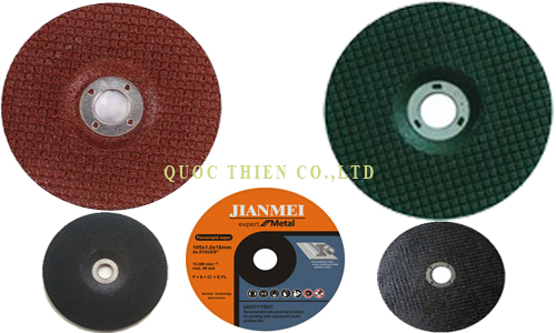 DM01 - Abrasive cutting and grinding disc